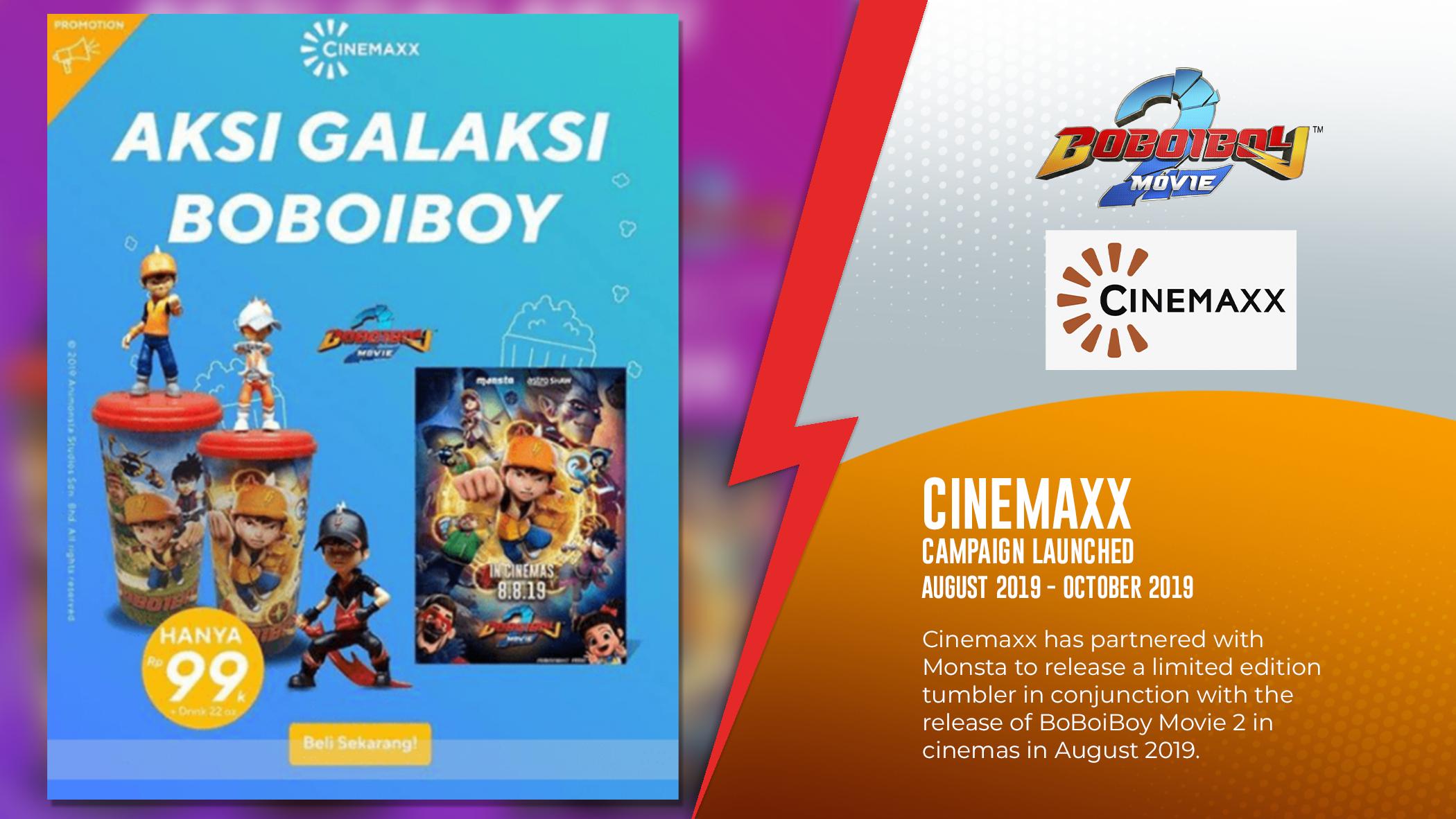 Marketing-Cinemaxx