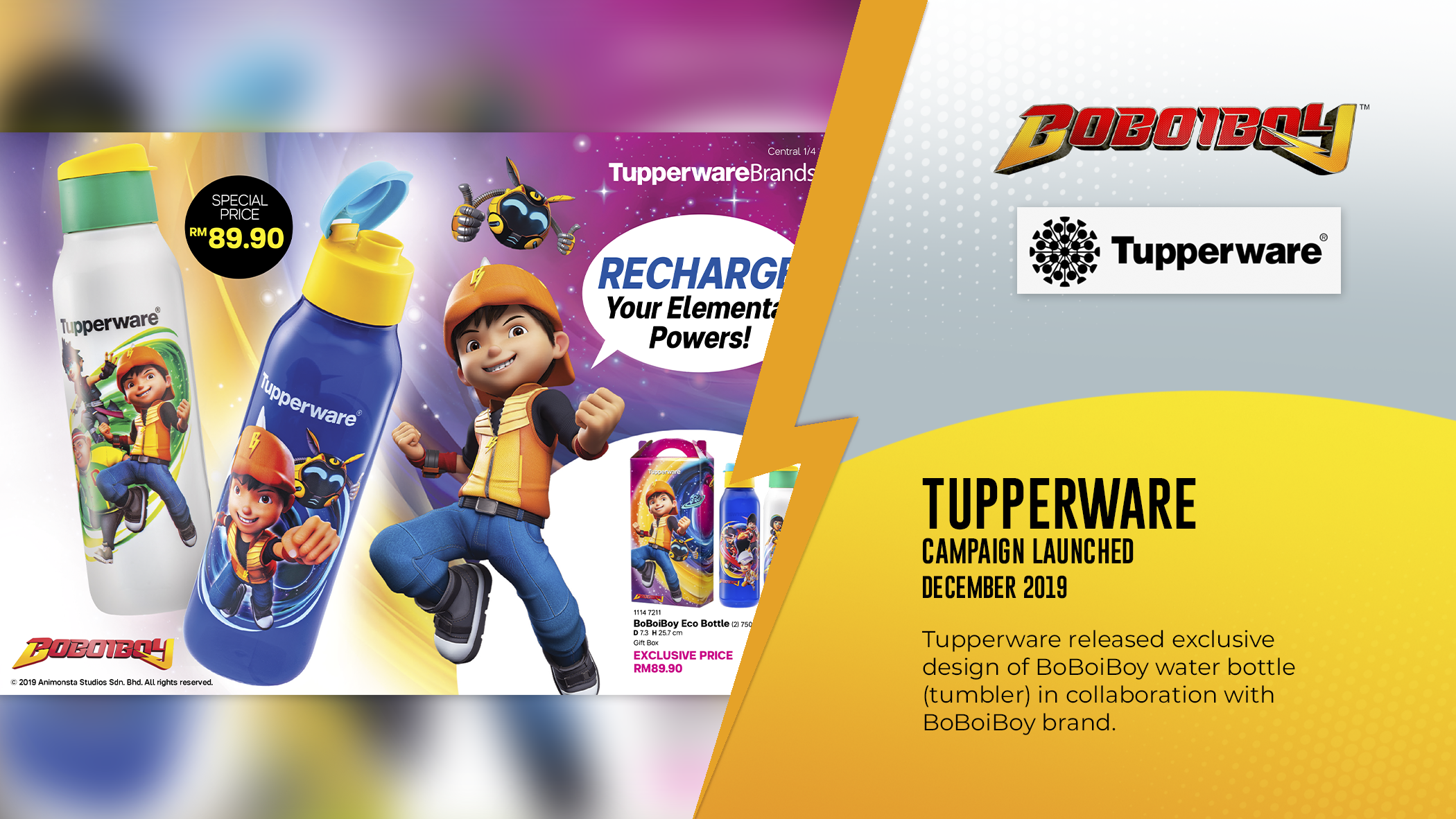 Marketing-Tupperware