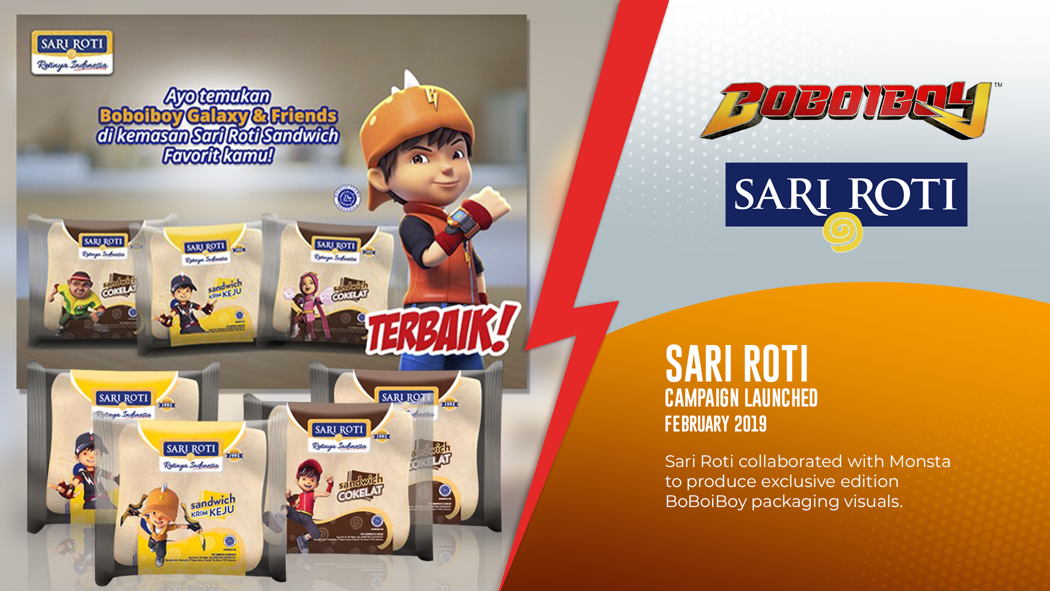 Marketing-Sari Roti